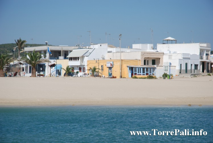 Foto spiaggia Torre Pali Salento
