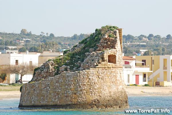 La torre di Torrepali