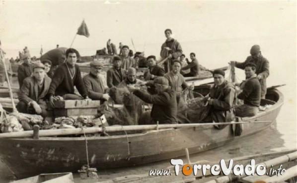 Pesca Tonno Torre Pali anni 50