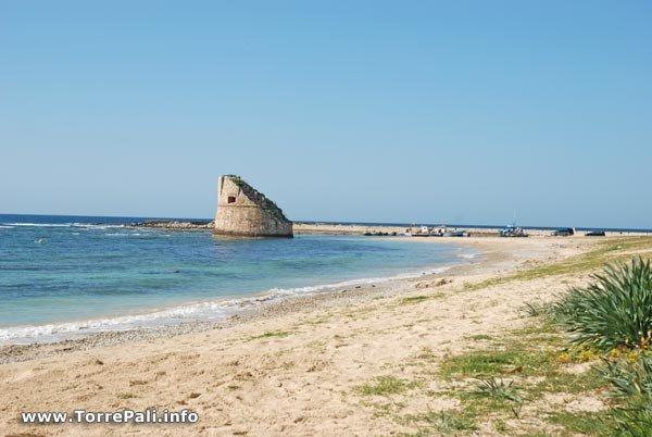 La Spiaggia di Torre Pali