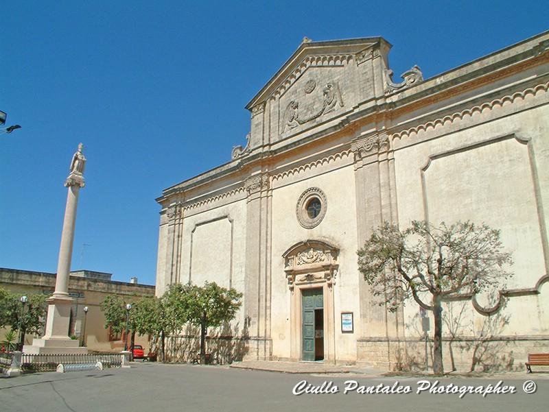 Ricordo di P.zza Concordia e della Chiesa prima dei lavori