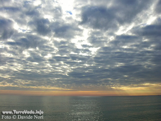 anche d\'inverno il mare è splendido